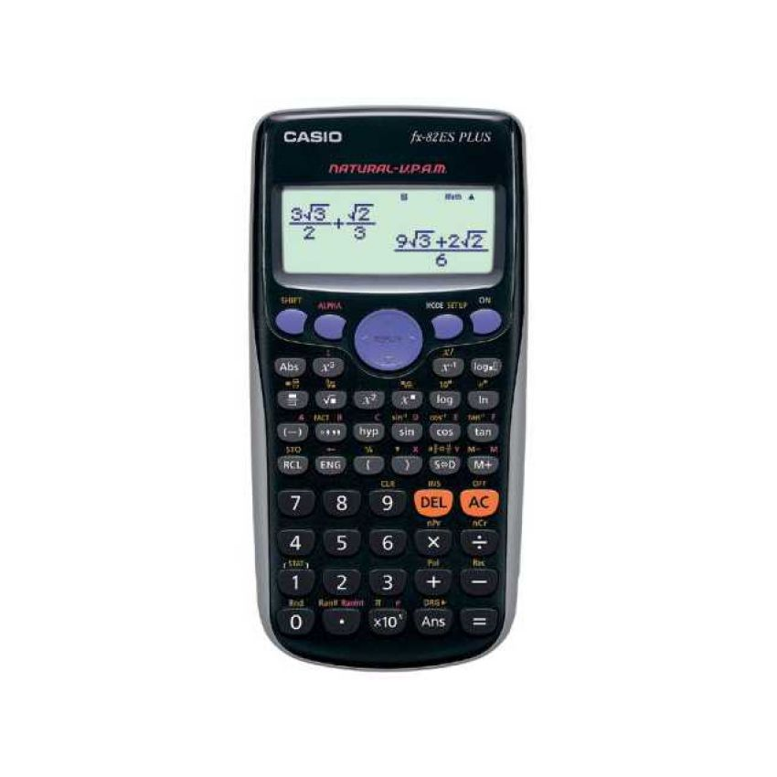Casio Calculater FX-82ES Plus