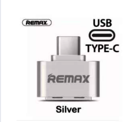Remax OTG Connector Adapter 10 Piece (Siver & Gold & Rose Gold)_6