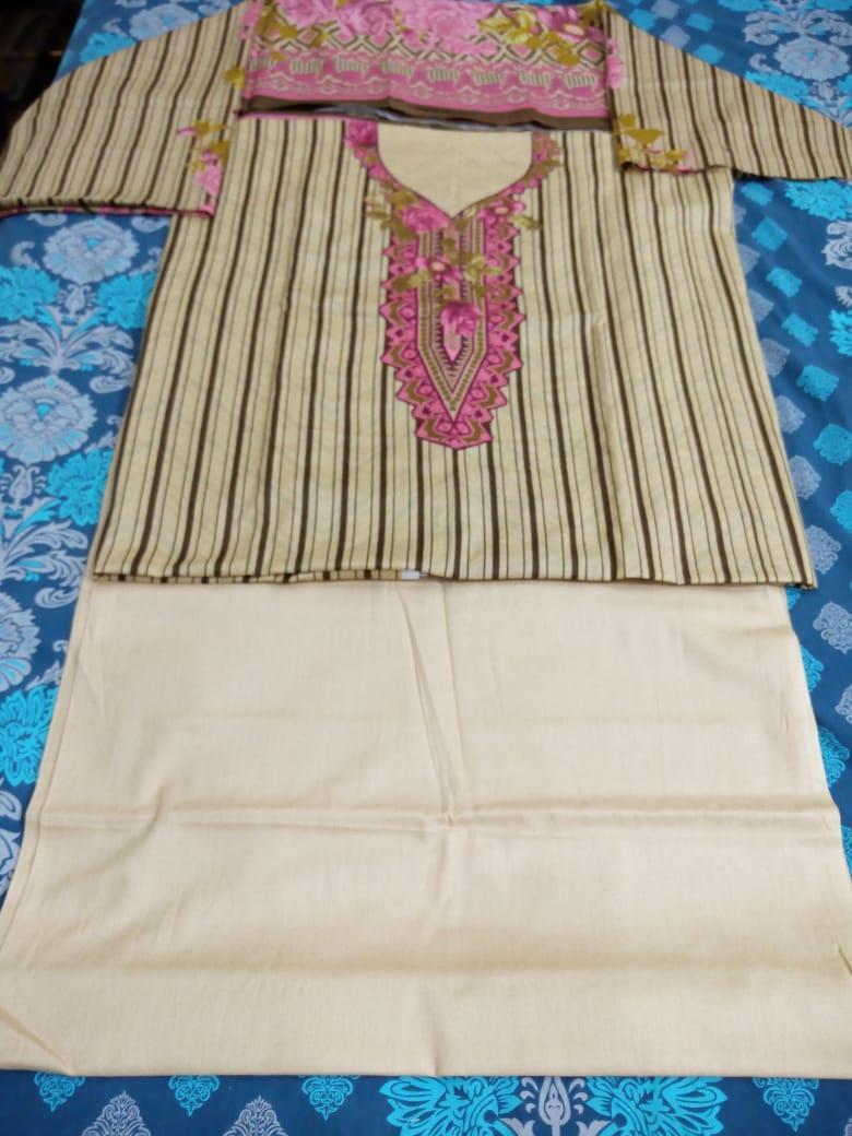 3-pc Lawn Suits for Women_2