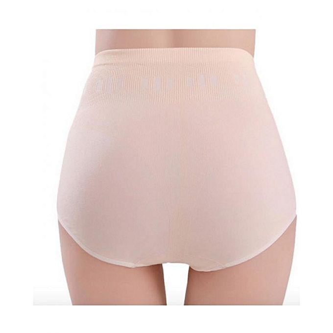Sexy Womens High Waist Tummy Control Body Shaper Briefs Slimming Pants_1
