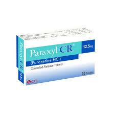 Paraxyl CR 25mg