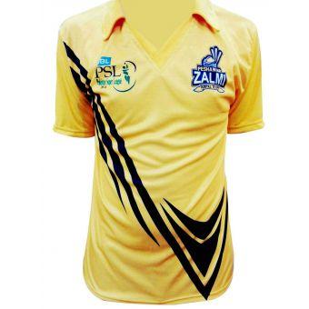 Peshawar Zalmi PSL T-Shirt