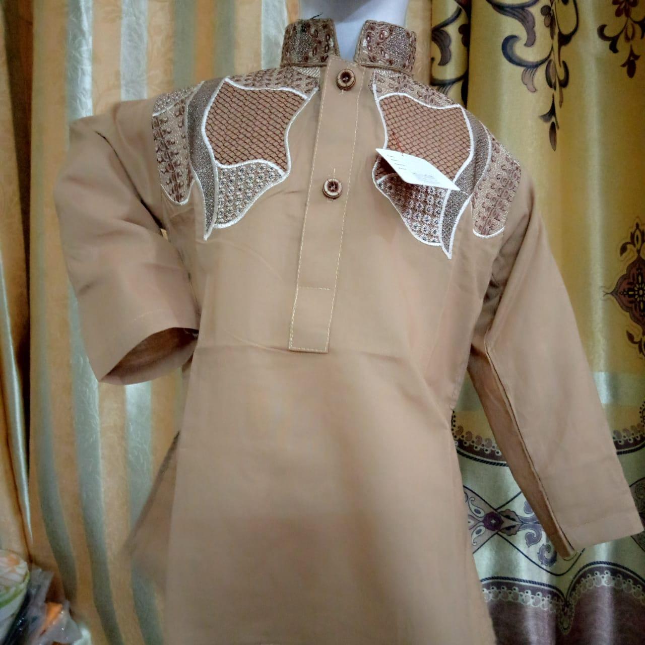 Embroidered Shalwar Kameez for Boys_2