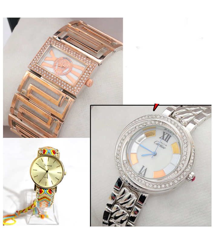 Pack of 3 Jewelry Watches