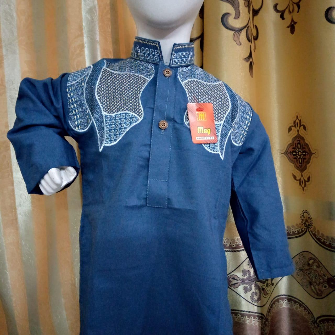 Embroidered Shalwar Kameez for Boys