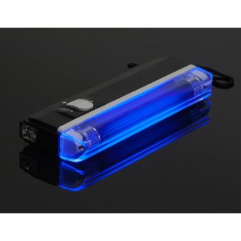 6 Inch Portable Handheld Blacklight - UV Stamp Detection