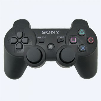 Sony PS3 Wireless Controller-Black